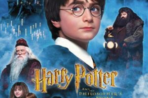 Harry Potter filmcover