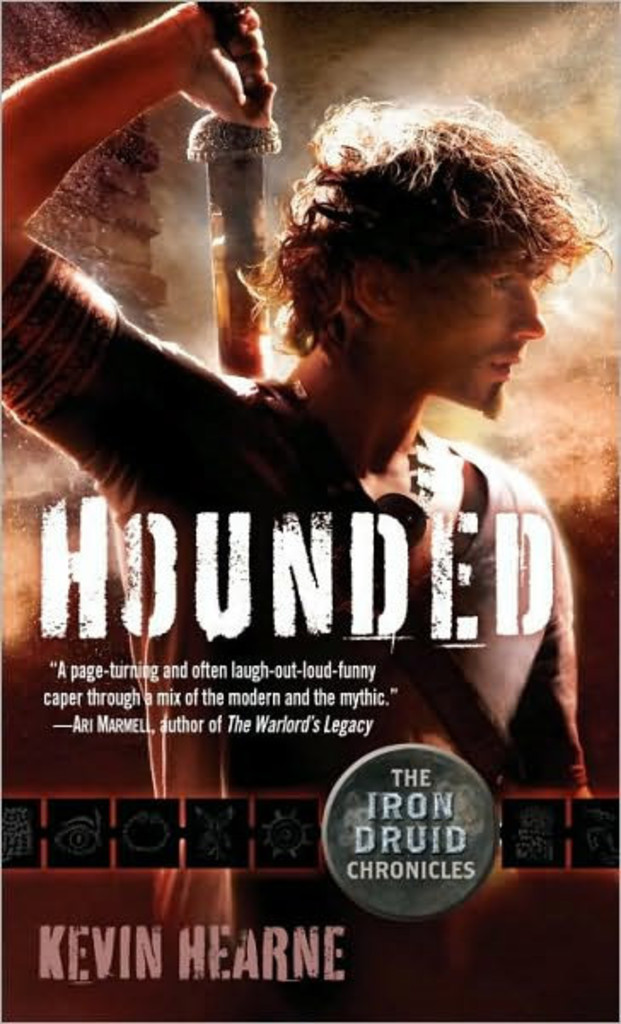 Iron Druid Chronicles - Hounded